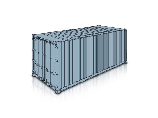 Dimensioni Container Mare : ITL SRL : International Forwarders